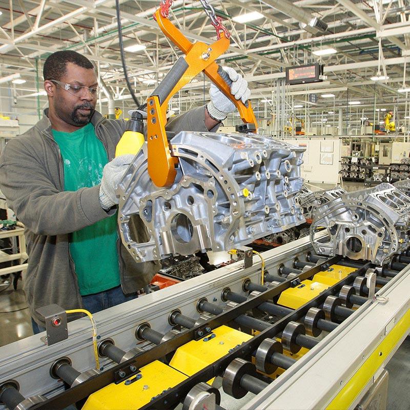 Mise en sécurité des travailleurs par la maîtrise des flux