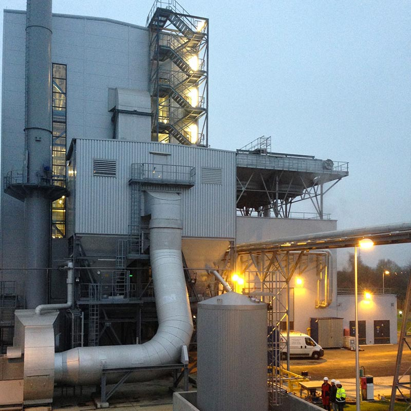 Biomasse et biogaz